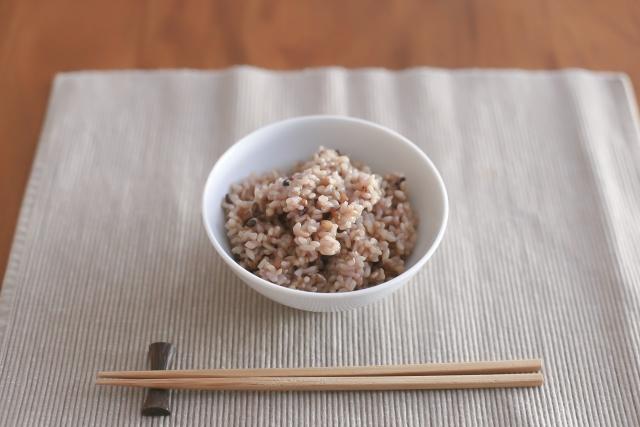 ダイエット,雑穀米