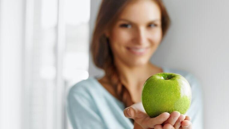 りんごダイエットは美容面でも優れている