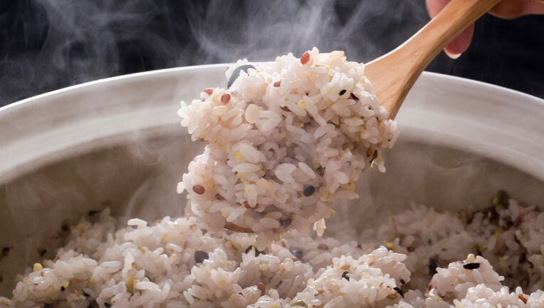 玄米をおいしく炊くコツ