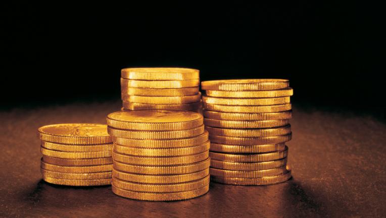 金貨を購入