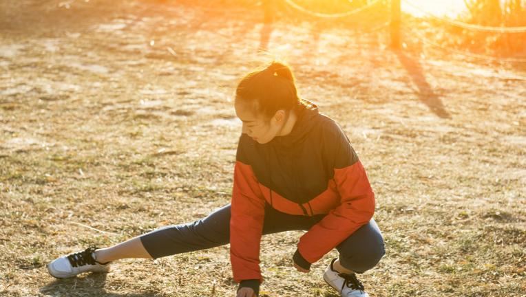 ダイエットで筋肉痛になりにくくするためにはストレッチがよい